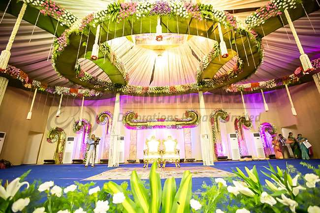 Wedding decorators in chennai best mandapam stage flower decors other celebrations junglespirit Gallery