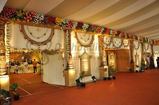 Wedding decorators in chennai best mandapam stage flower decors floral fusion junglespirit Gallery