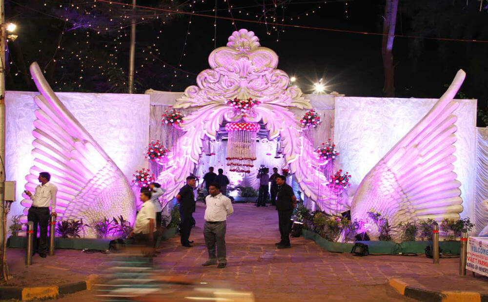Make A Grand Entrance At Your Own Wedding - D.Chandirrasekar ...