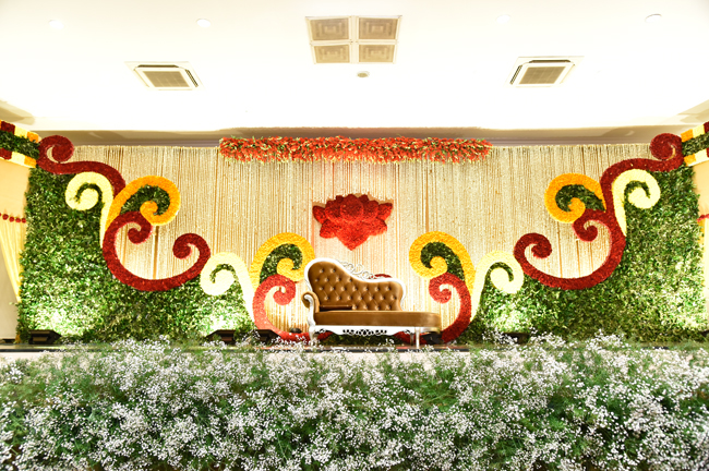 Flower Decoration Themes Straight From A Fairy Tale